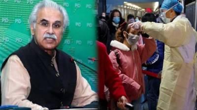 High Alert: 8 suspected cases of Coronavirus carriers reported in Pakistan