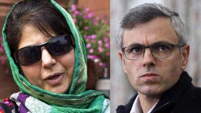 In Occupied Kashmir, Authorities slapped draconian law PSA on former puppet Chief Ministers Omar Abdullah and Mehbooba Mufti