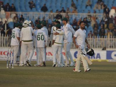Pakistani pacer Shaheen Shah plays havoc upon Bangladesh batting lineup