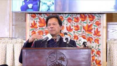 Pakistani PM Imran Khan warns Indian PM Narendra Modi of his