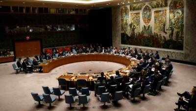 Russia blocks UN Security Council Resolution drafted by Britain