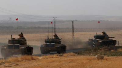 Turkish President Tayyip Erdogan orders deployment of new troops and tanks in Syria