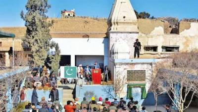 200 years old Hindu Temple in Balochistan handed back to Hindu community