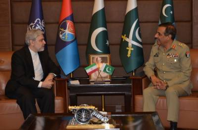 Iran seek closer border and military cooperation with Pakistan