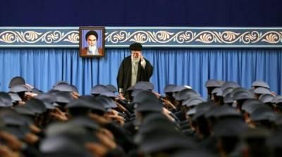 Iranian Supreme Leader Khamenei lashes out at US President Donald Trump