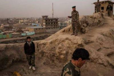 Afghan Military Commander killed in an inside attack from the National troops