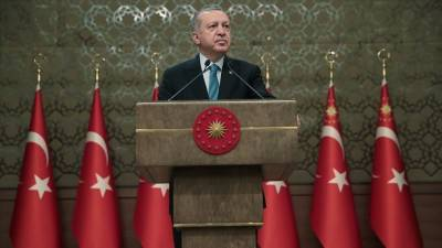 Turkish President Tayyip Erdogan lashed out at US President Donald Trump over 'Deal of the Century'