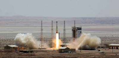 In a big setback, Iranian Satellite launch failed
