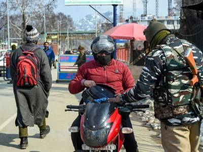 Indian Army troops involved in disgraceful acts in Occupied Kashmir