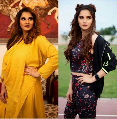 Tennis star Sania Mirza reveals the secret behind jaw dropping 26 kg weight loss
