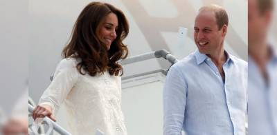 Duke and Duchess of Cambridge write a letter of gratitude to the Pakistani official