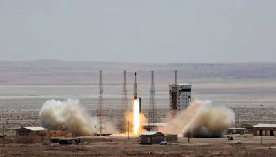 Iranian government rejects US allegations against satellite programme