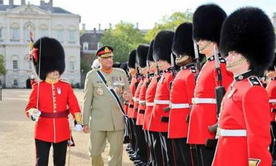 Fake News circulated through twitter over Pakistan Army Chief presence in London leading to intense speculations