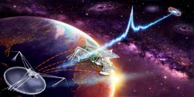 For the first time in history, Scientists have detected Radio Signals from Outer space