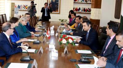 Pakistan and Canada decide to further enhance the bilateral partnership