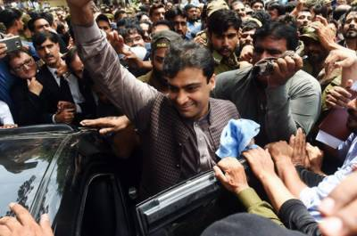 Hamza Shahbaz Sharif to face a strong blow from the Accountability Court
