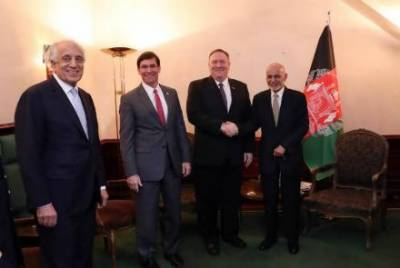 New developments reported over crucial Afghanistan peace talks