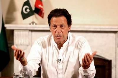 Pakistani PM Imran Khan claimed that Army is supporting him because he is not corrupt and working hard