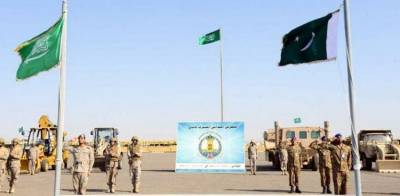 Al SAMSAAM VII: Pakistan and Saudi Arabia hold joint military Exercises in Kingdom