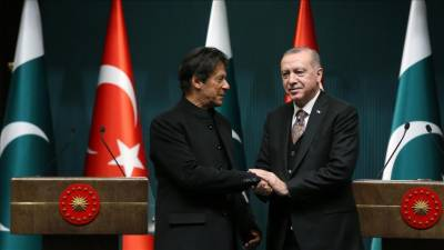 Frustrated India lashes out at Turkish President Tayyip Erdogan over strong support for Pakistan on Occupied Kashmir