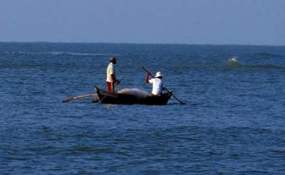 Pakistan Maritime Security Agency seized 4 Indian boats and arrested 23 Indian fishermen off coast Gujarat