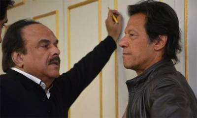 PM Imran Khan's longest serving friend cum aide Naeem ul Huq Died at 70