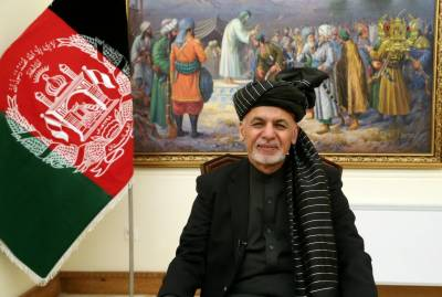 Afghan President Ashraf Ghani responds over the historic peace deal between US and Taliban