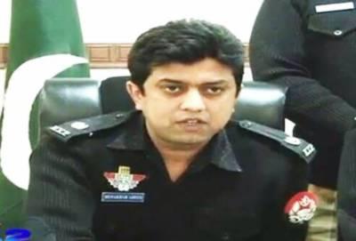 Breakthrough development Reported in SSP Mufakhir Adeel kidnapping case