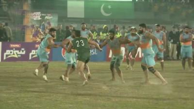 History in Making: Pakistan beats India to become World Kabbadi Champion