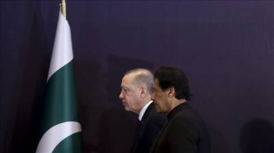 India frustrated with Ankara over Pakistan's diplomatic maneuvers with Turkey