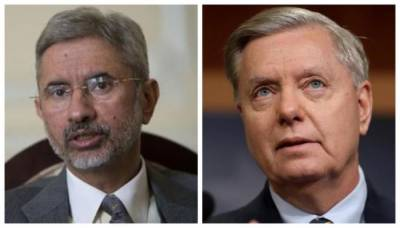 Indian Foreign minister Subrahmanyam Jaishankar reacts over US Senators snub on Occupied Kashmir lockdown