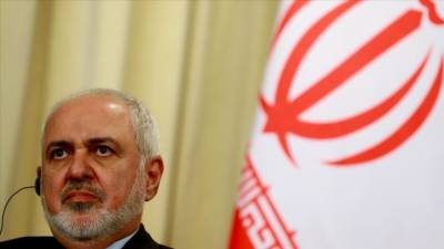 Iranian foreign minister Javed Zarif lashes out at United States