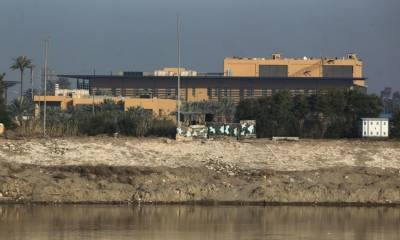 Multiple Rockets hit Military Base hosting American Troops