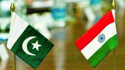 In a positive development, Pakistan and India come together to fight the common enemy