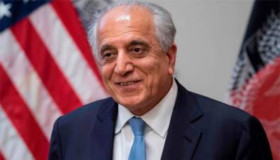 US top envoy Zalmay Khalilzad reveals the benefits of US and Afghan Taliban peace deal for Pakistan