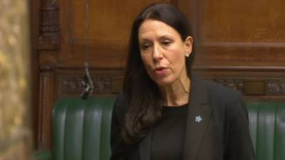 British MP Debbie Abrahams shames Indian government disgraceful act of deporting her over raising voice for Occupied Kashmir