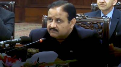 Chief Minister Usman Buzdar takes important decisions during Punjab cabinet meeting