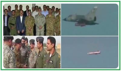 PAF achieved a big milestone in strategic standoff weapons capability against enemy