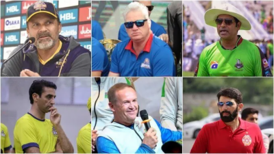 PSL 2020 Franchises Head Coaches identify the team combinations and the winning strategy