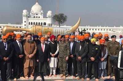 UN Chief Antonio Guterres impressed with Pakistan's Kartarpur Corridor initiative for the Sikhs Community