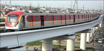 White Elephant: Orange Line Metro Train needs Rs 10 billion annual subsidy for operations