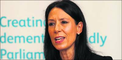 Indian top politician called British MP Debbie Abrahams as Pakistan's ISI proxy agent entering India
