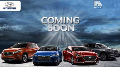 International Automaker set to launch three new locally assembled vehicles in Pakistan