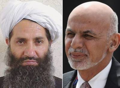 Afghan Taliban strongly react over the re election of the Afghanistan President Ashraf Ghani
