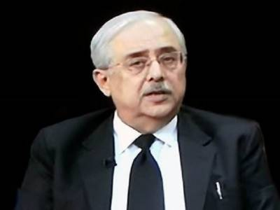 Did Attorney General Anwar Mansoor resign or forced to quit the top slot?