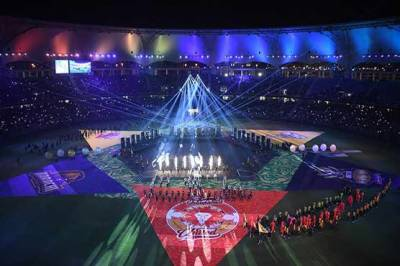 For the first time in history, Pakistan Super League 2020 impressive Opening Ceremony kicks off in Karachi Pakistan