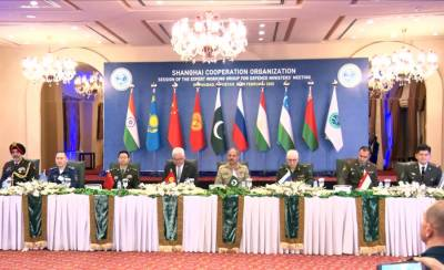 In a successful foreign policy event, Pakistan holds Defence and Security Expert Meeting of SCO states in Islamabad