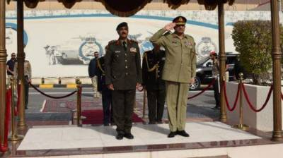 Pakistan and Kuwait decide to enhance cooperation in Defence, Security and Counter Terrorism