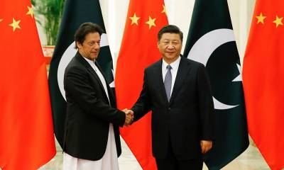 Pakistani PM Imran Khan held important telephonic conversation with the Chinese President Xi Jinping