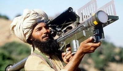 Which country has provided Afghan Taliban with the Anti Aircraft Missiles?